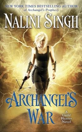 Couverture du livre : Chasseuse de vampires, Tome 12 : La Guerre de l'Archange