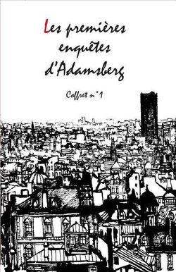 Couverture de Les premières enquêtes d'Adamsberg