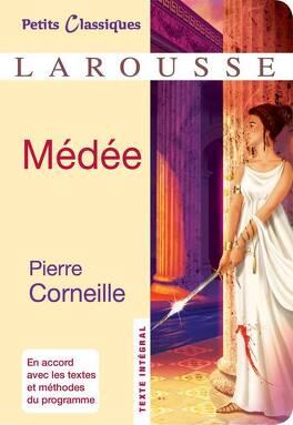 Couverture du livre : Médée
