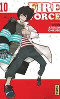 Fire Force, Tome 10