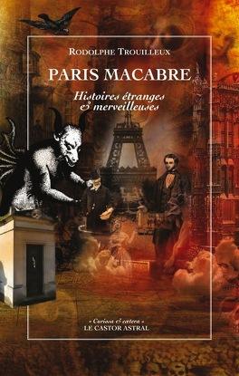 Couverture du livre : Paris macabre