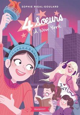Couverture du livre : Quatre sœurs à New York