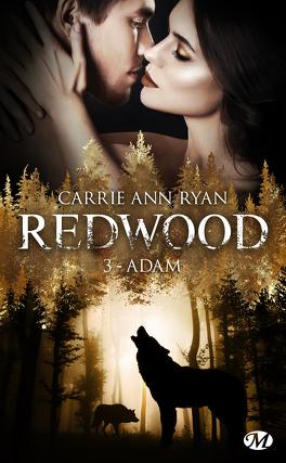 Couverture du livre : Redwood, Tome 3 : Adam