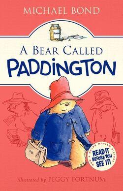 Couverture de A Bear Called Paddington