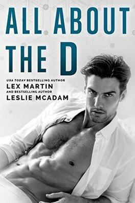 Couverture du livre : All About the D