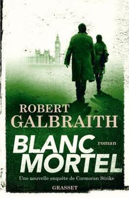 Couverture du livre : Blanc mortel