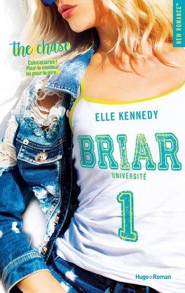 Couverture du livre : Briar Université, Tome 1 : The Chase