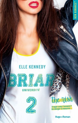 Couverture de Briar Université, Tome 2 : The Risk