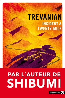 Couverture du livre : Incident à Twenty-Mile