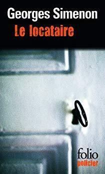 Couverture du livre : Le Locataire