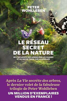 Couverture du livre : Le Réseau secret de la nature