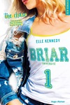 couverture Briar Université, Tome 1 : The Chase