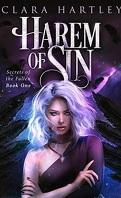 Secrets Of The Fallen, Tome 1 : Harem of Sin