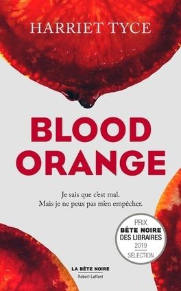 Couverture du livre : Blood orange