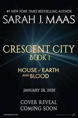 Couverture du livre : Crescent City