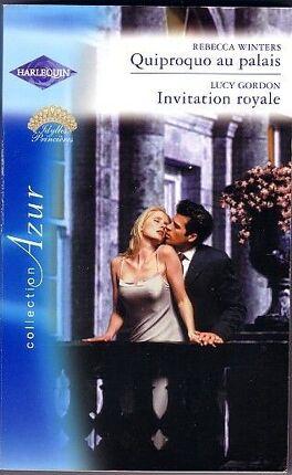 Couverture du livre : Invitation royale