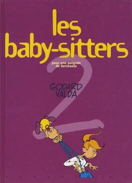 Couverture du livre : Les baby-sitters, tome 2 : Pour une poignée de berceuses