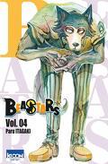 Beastars, Tome 4