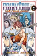 Fairy Tail : 100 Years Quest, Tome 2