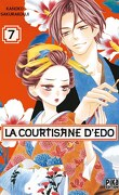 La Courtisane d'Edo, tome 7