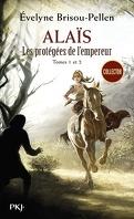 Les protégées de l'Empereur, Tomes 1 et 2 : Alaïs, meurtre au palais - Le destin d'Alaïs