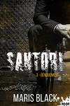 couverture Santori, Tome 3 : Dénouement