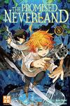 couverture The Promised Neverland, Tome 8 : Jeux interdits