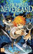 The Promised Neverland, Tome 8 : Jeux interdits