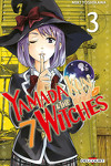 couverture Yamada-kun & the 7 witches, Tome 3