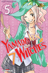 couverture Yamada-kun & the 7 witches, Tome 5