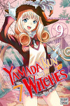 couverture Yamada-kun & the 7 witches, Tome 9