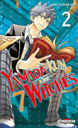 Yamada-kun & the 7 witches, Tome 2