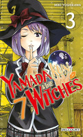 Yamada-kun & the 7 witches, Tome 3