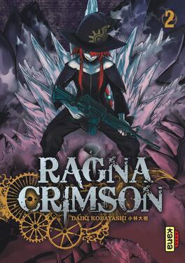 Couverture du livre : Ragna Crimson, Tome 2