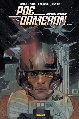 Couverture du livre : Star Wars - Poe Dameron, tome 1 : L'escadron Black