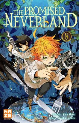 Couverture du livre : The Promised Neverland, Tome 8