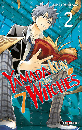 Couverture du livre : Yamada-kun & the 7 witches, Tome 2