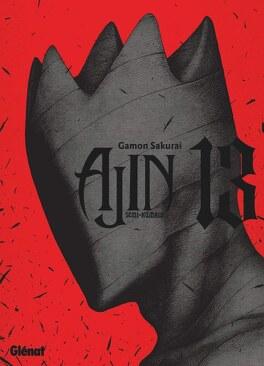 Couverture du livre : Ajin, Tome 13