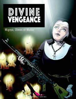 Couverture du livre : Divine vengeance