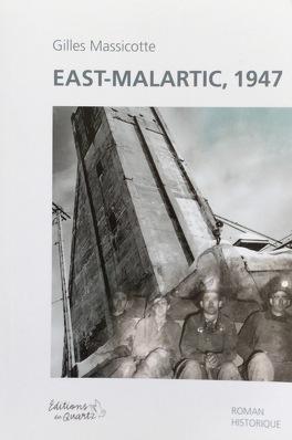 Couverture du livre : East-Malartic, 1947