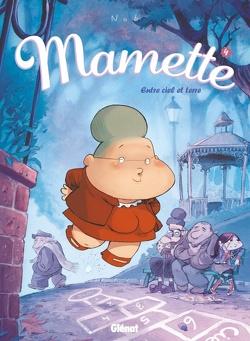 Couverture de Mamette, Tome 4 : Entre ciel et terre