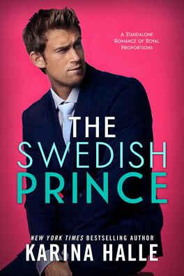 Couverture du livre : Royal Romance, Tome 1 : The Swedish Prince