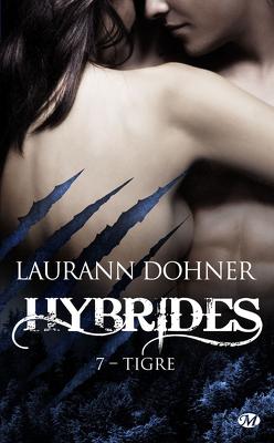 Couverture de Hybrides, Tome 7 : Tigre
