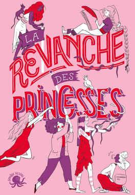 Couverture du livre : La Revanche des princesses