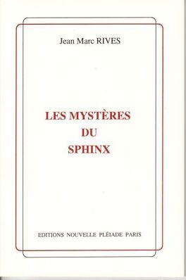 Couverture du livre : Les Mystères du sphinx