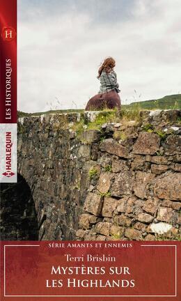 Couverture du livre : Amants et ennemis, Tome 5 : Mystères sur les Highlands