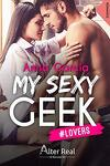 couverture My Sexy Geek, Tome 1 : #Lovers