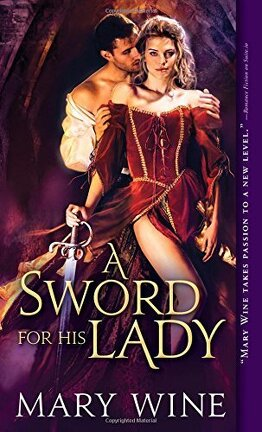 Couverture du livre : Courtly Love, Tome 1 : A Sword for His Lady