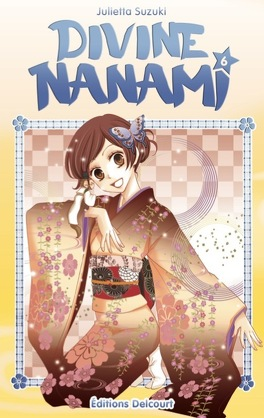 Couverture du livre : Divine Nanami, tome 6