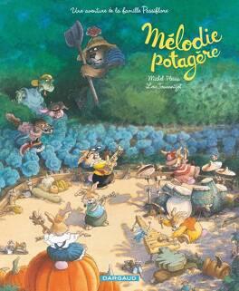Couverture du livre : Mélodie potagère
